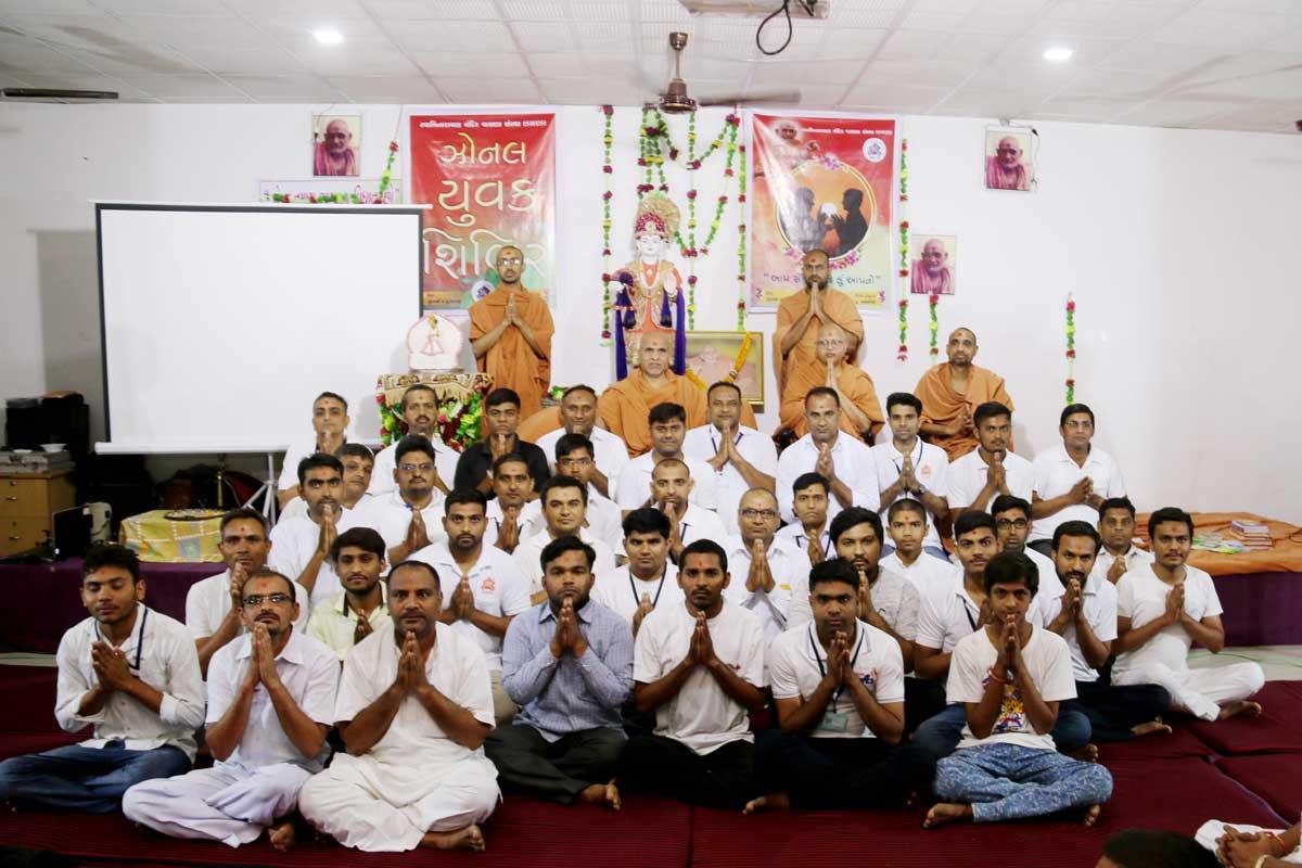 Zonal Shibir 2018 - Mahesana