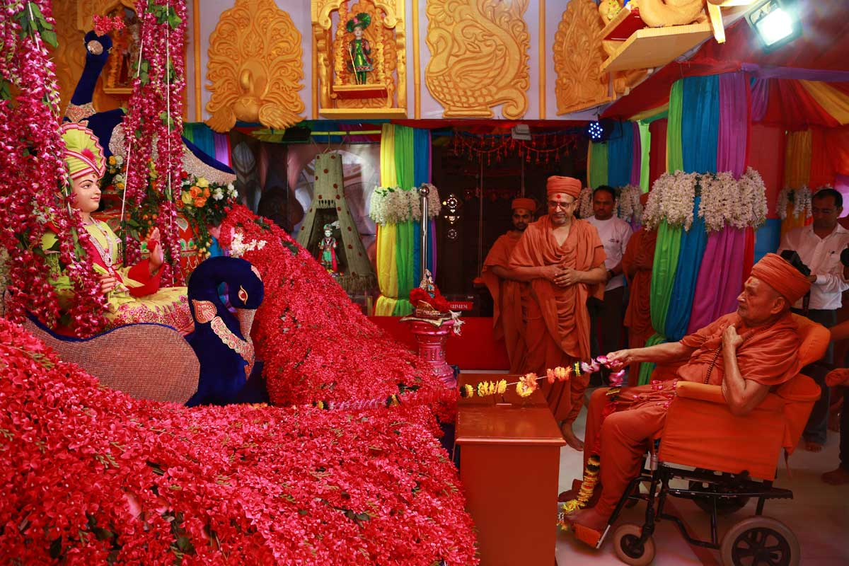 Hindola Utsav 2018 - India