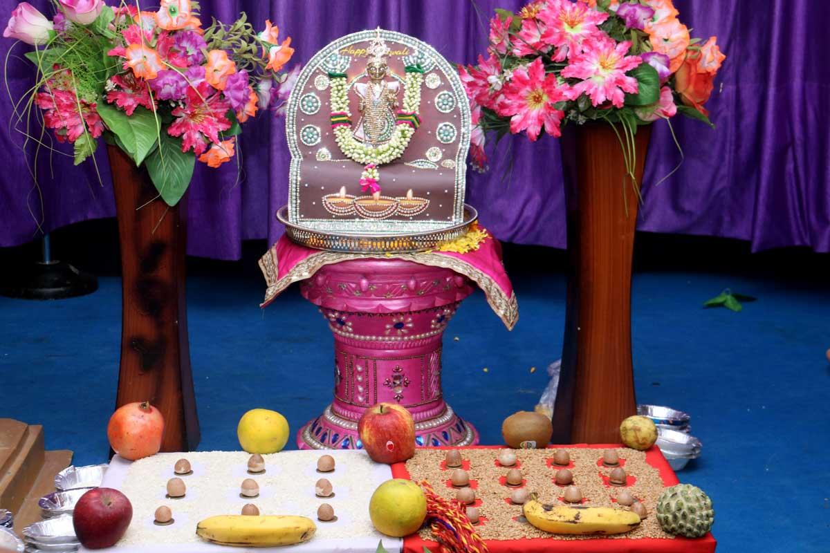 Diwali Chopada Pujan