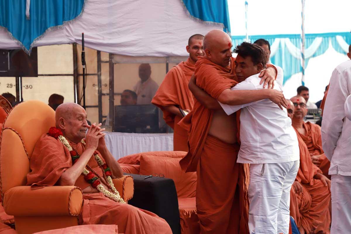 Divya Sant Dixa Samaroh 2018 - Swaminarayan Dham
