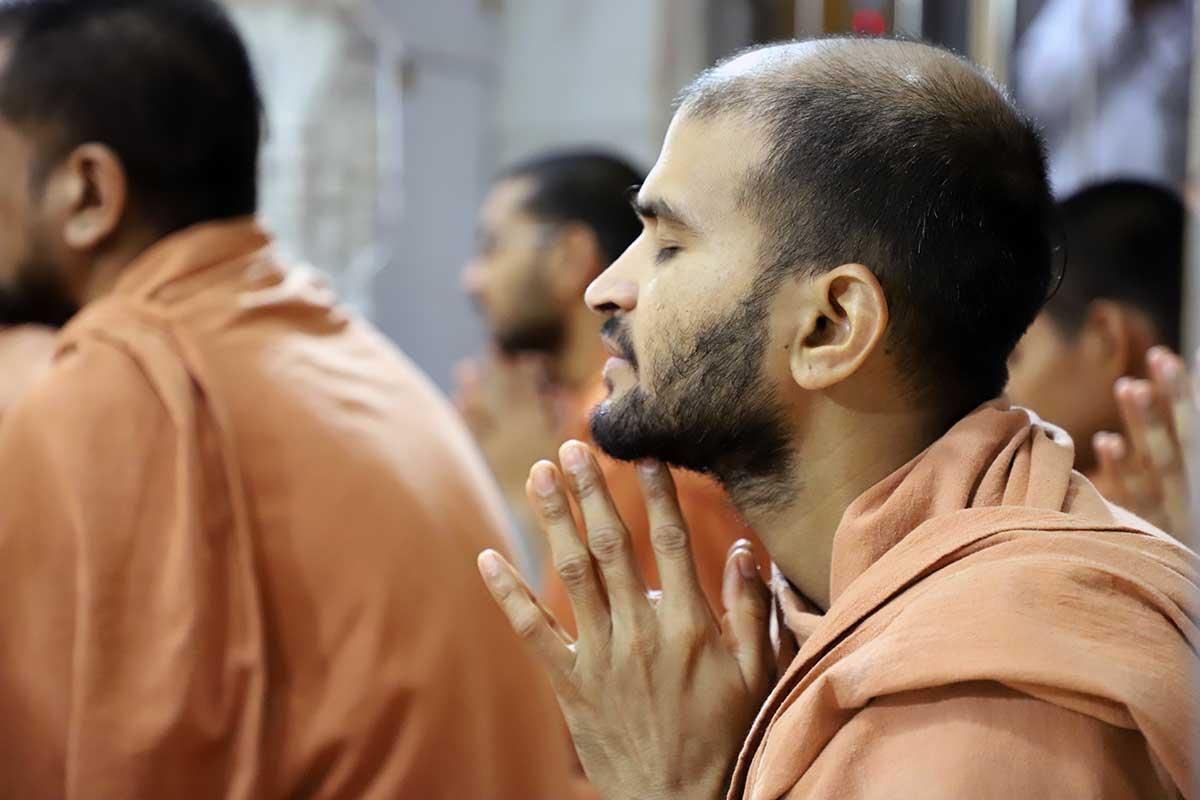 SMVS Swaminarayan Mandir Vasna 32nd Patotsav