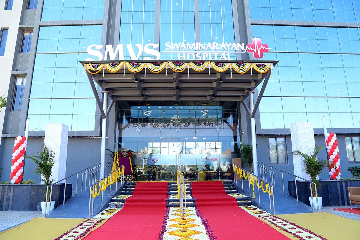 SMVS Swaminarayan Hospital Lokarapan Samaroh