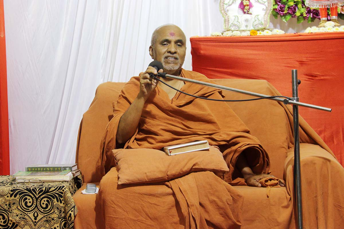 HDH Swamishri Vicharan - March 2019 (16th to 31st March)