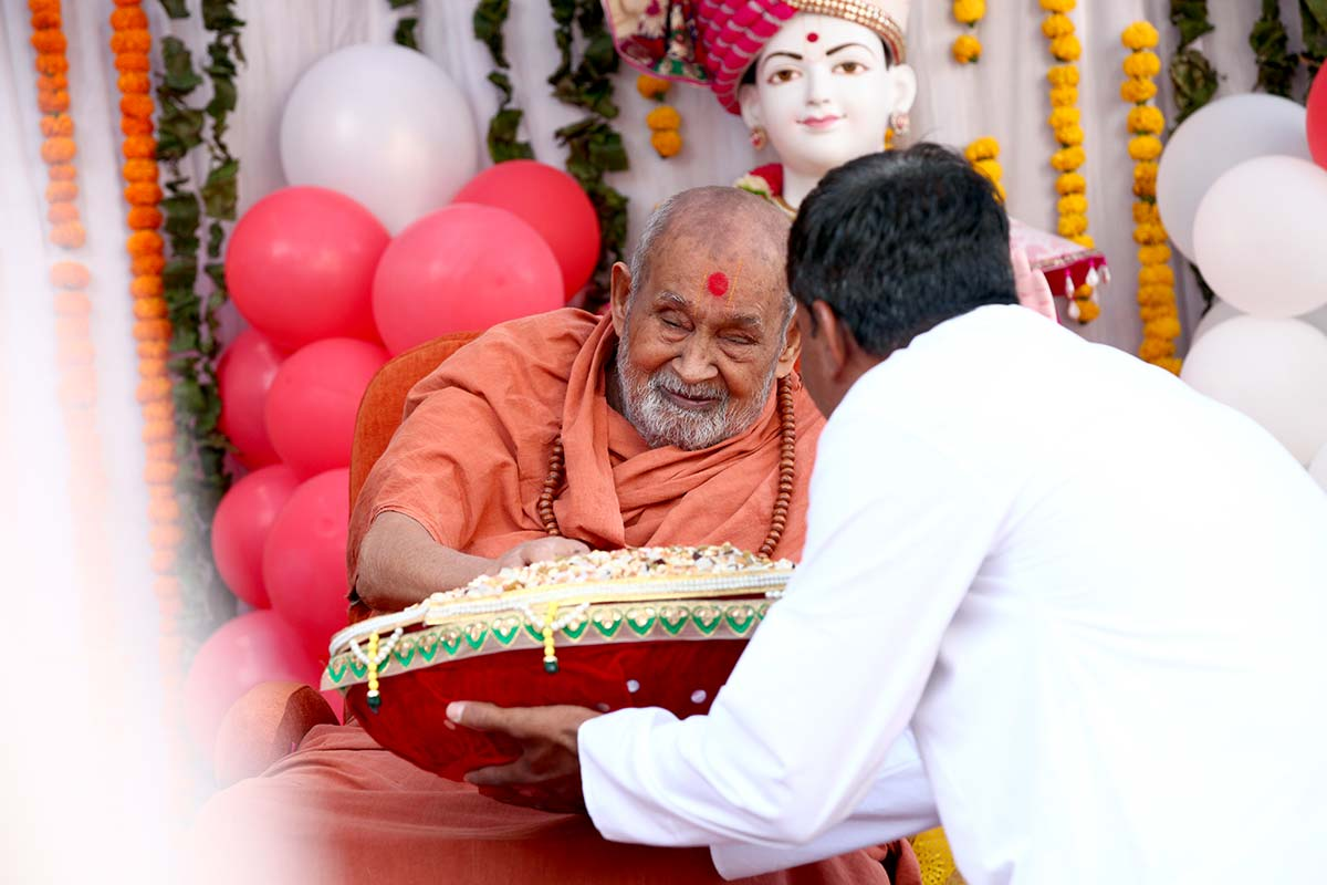 HDH Bapji Vicharan - March 2019