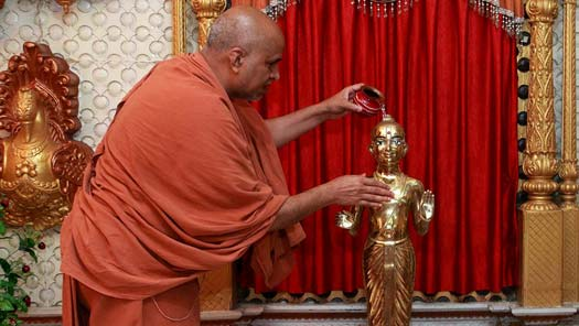 HH Swamishri Vicharan - May 2019 (1st May to 15th May)