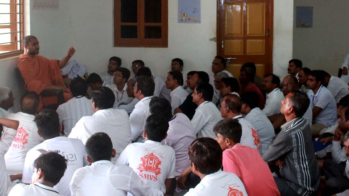 SMVS Yuvak Shibir - Himmatnagar