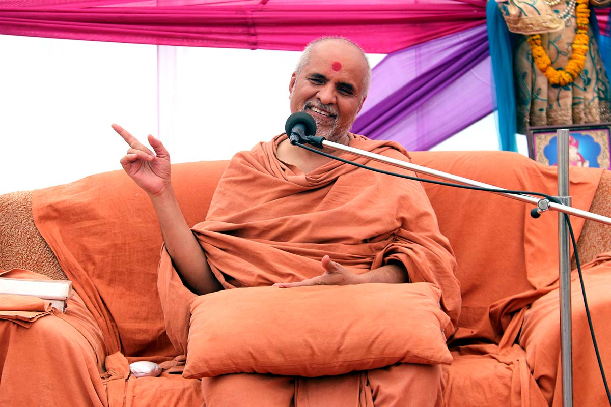 HDH Swamishri Vicharan - May 2019 (16th May to 30th May)