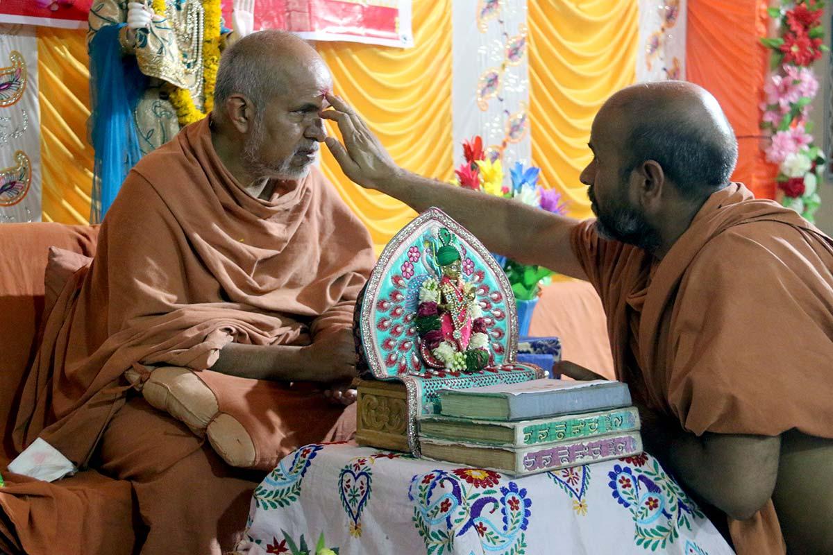 HH Swamishri Vicharan - May 2019 (16th May to 30th May)