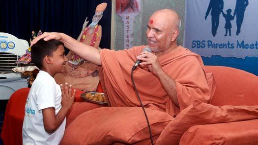 HH Swamishri Vicharan - June 2019 (1st June to 15th June)