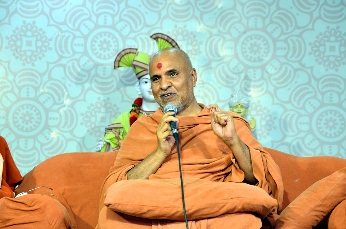 HH Swamishri Vicharan - June 2019 (1st June to 15th June)
