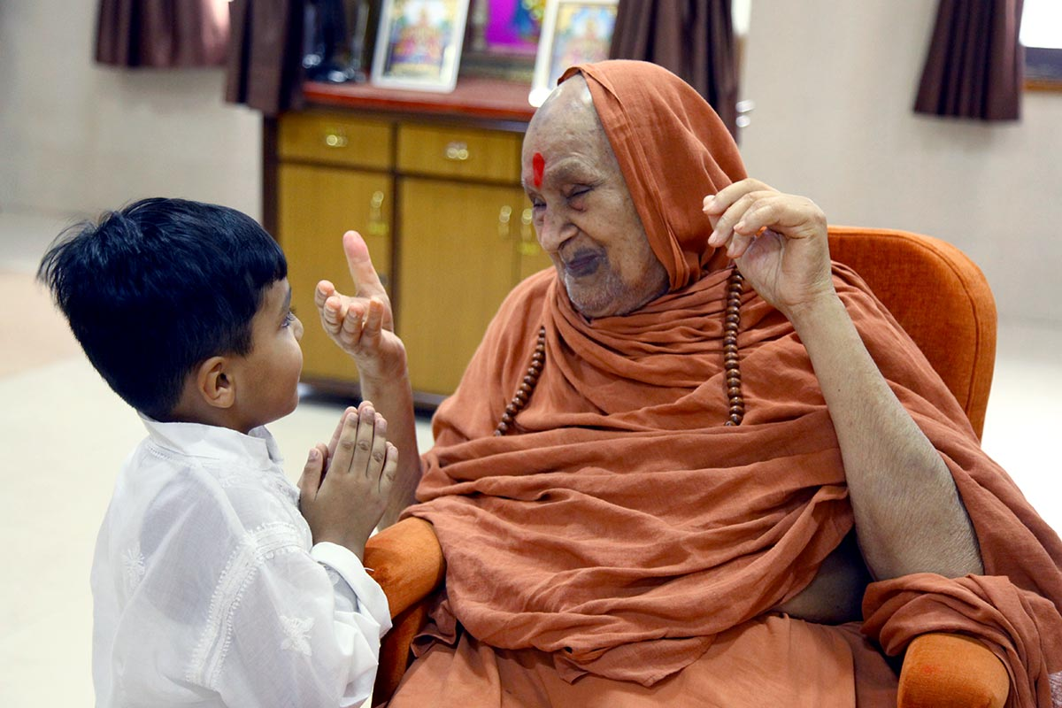 HDH Bapji Vicharan - July 2019 (16th July to 30th July)