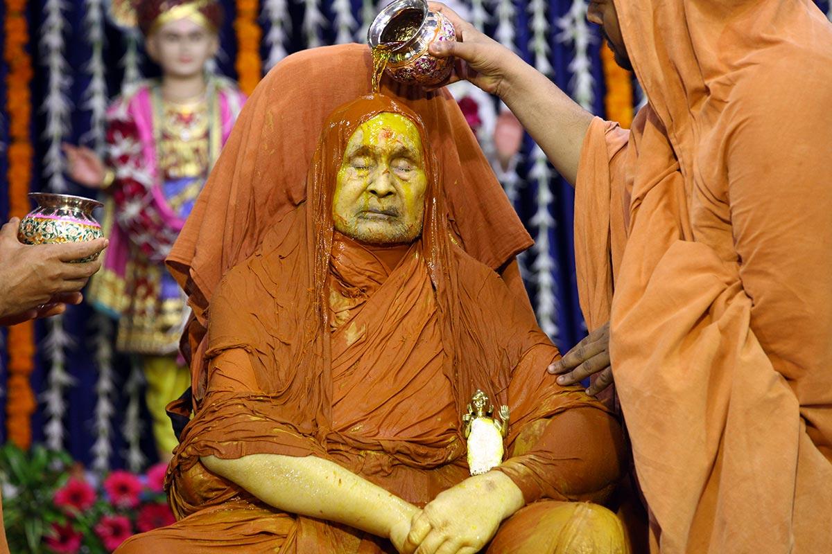 HDH Bapji Divya Snan Lila Vidhi
