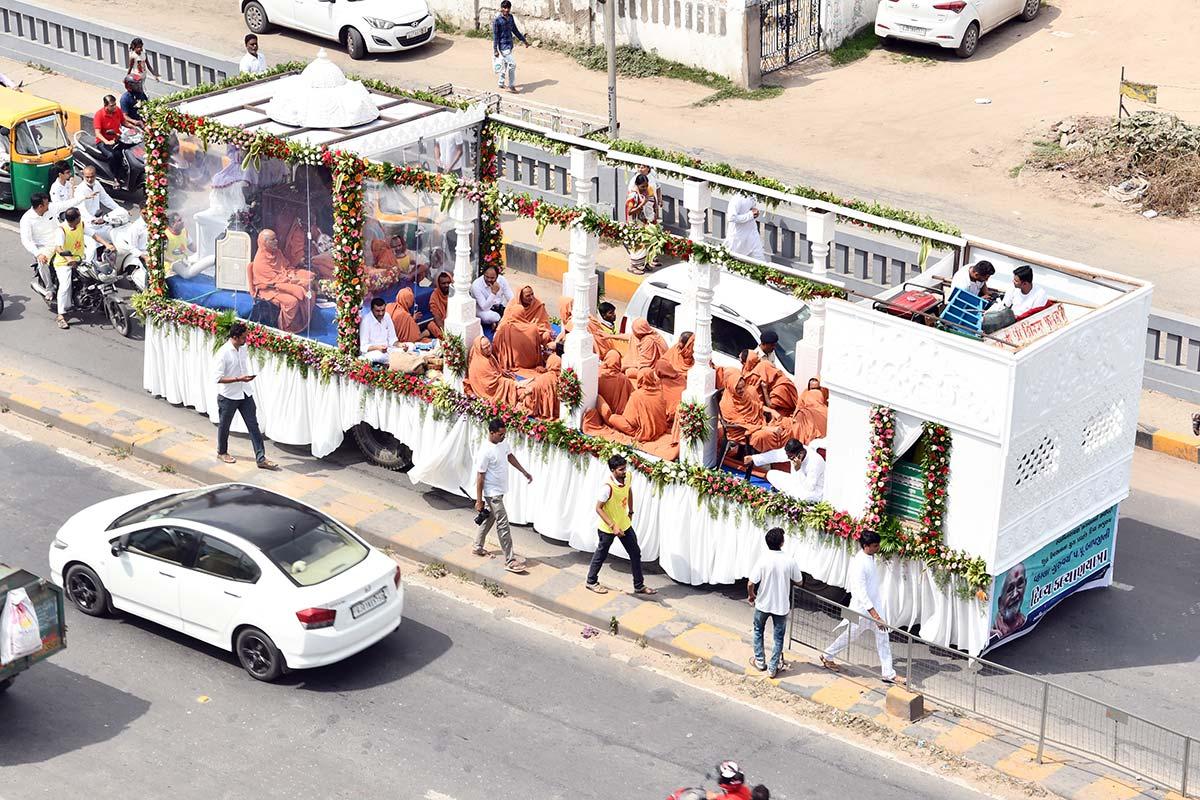 HDH Bapji Divya Kalyan Yatra