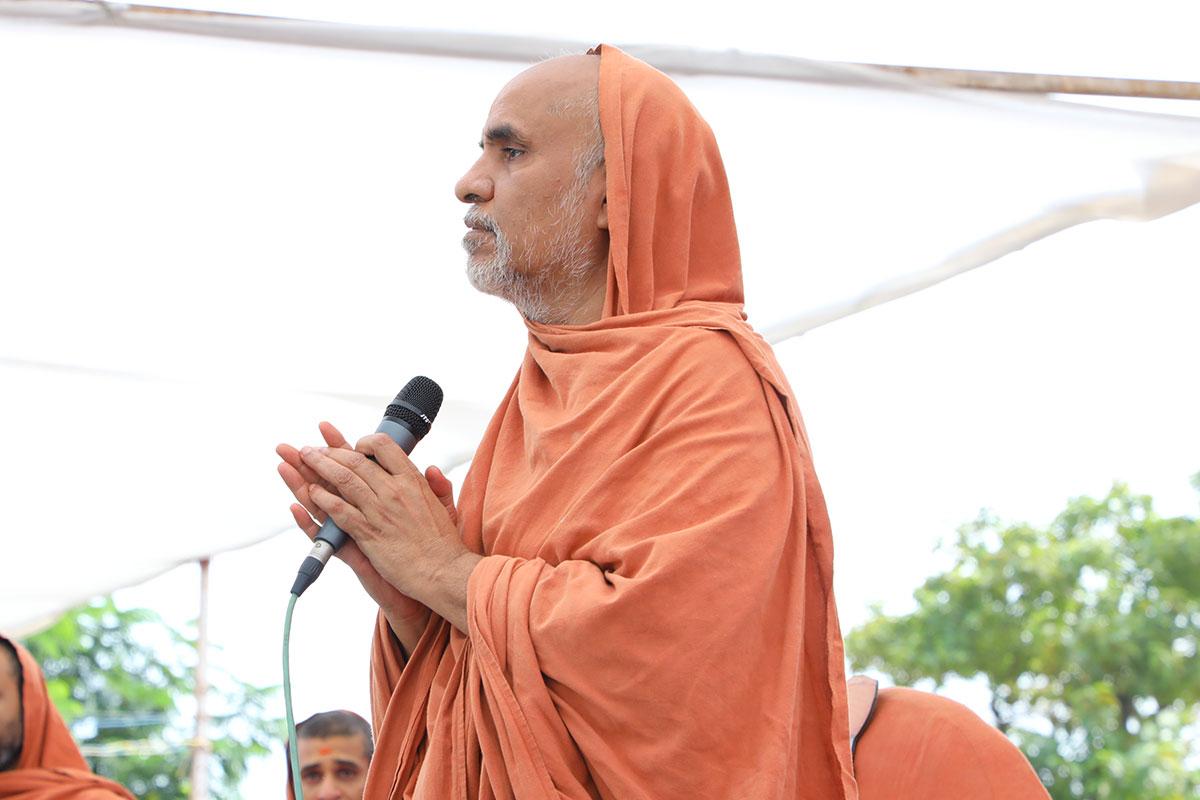 HDH Bapji Mahatmay Sabha Swaminarayan Dham