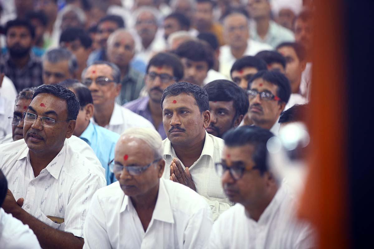 HDH Bapji Divyanjali Sabha - Bhavnagar