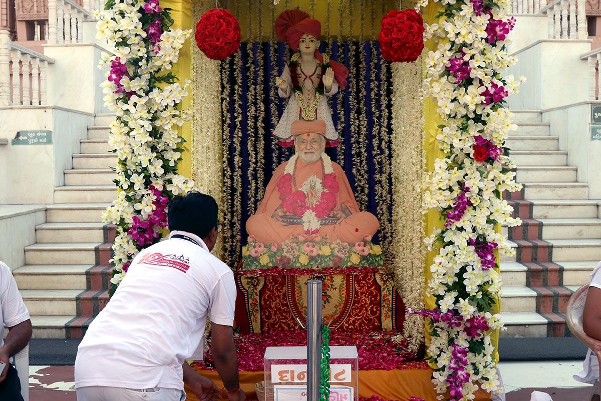 HDH Bapji Divyanjali Sabha | Vadodara | 21 September, 2019