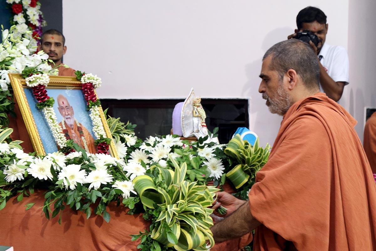 HDH Bapji Divyanjali Sabha - Vadodara