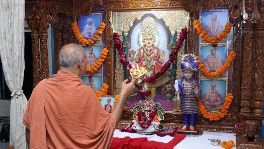 HDH Swamishri Vicharan - September 2019 (16th September to 30th September)