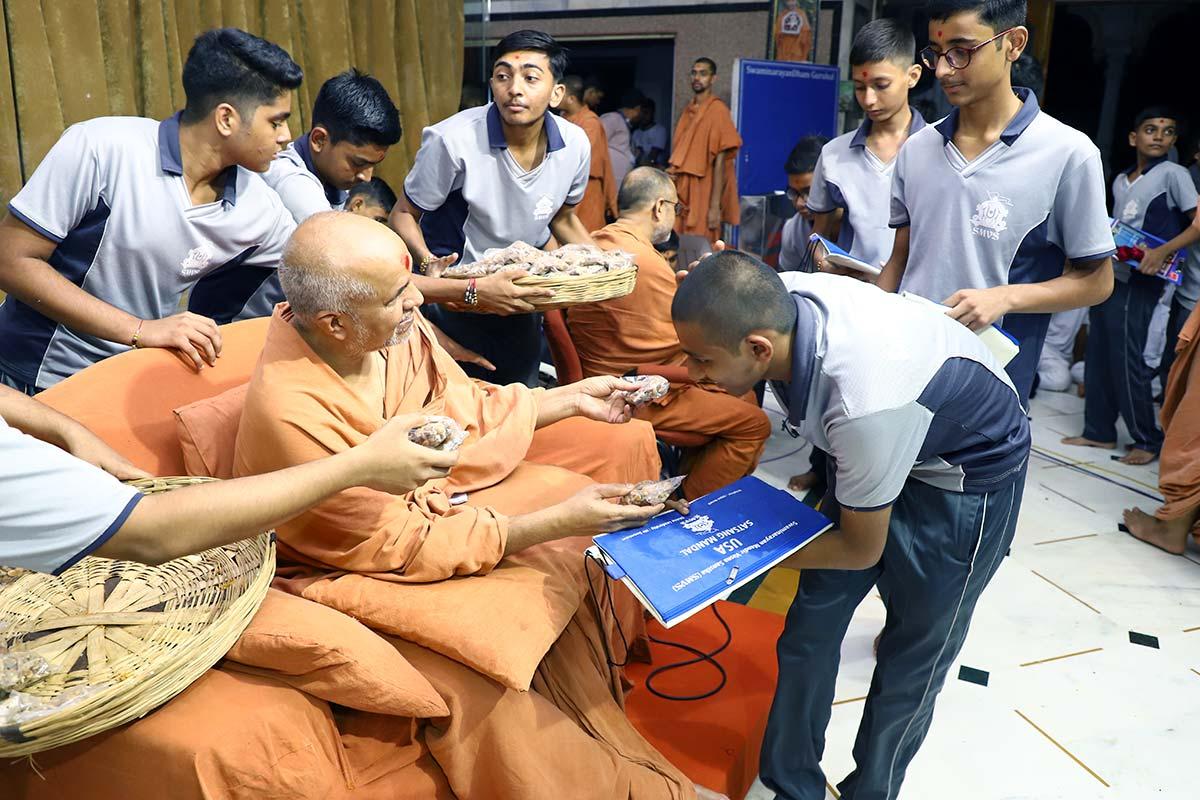 Swaminarayan Dham - Gurukul