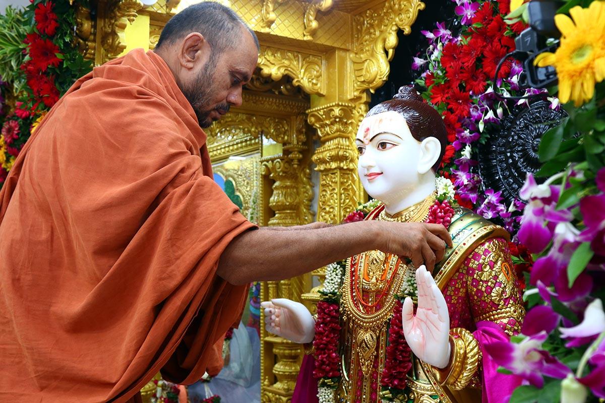 Murti Pratishtha Utsav
