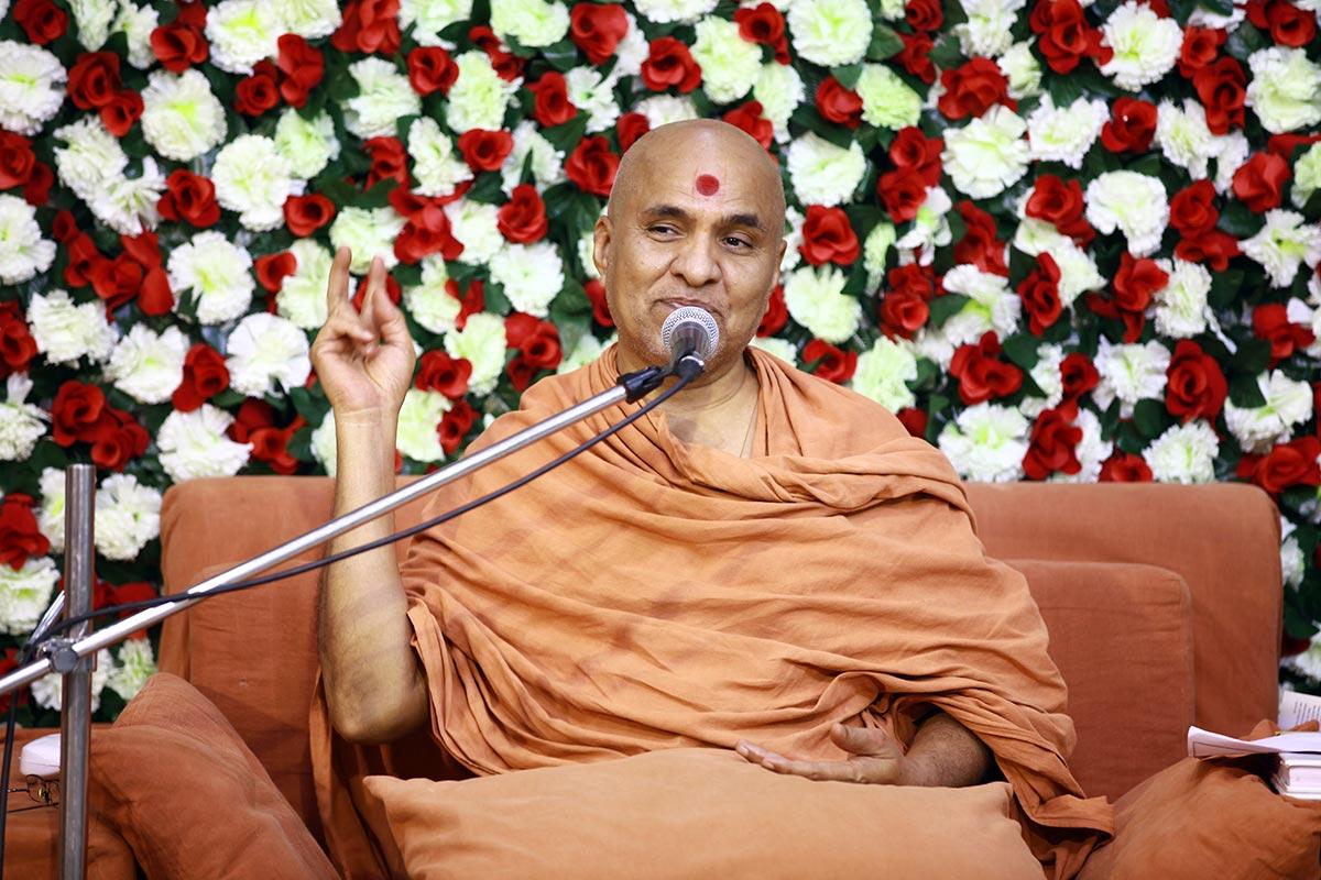 Nutan Varsh Ashirwad Sabha - 2019