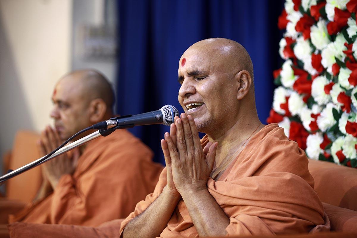 Nutan Varsh Ashirvad Sabha 2019