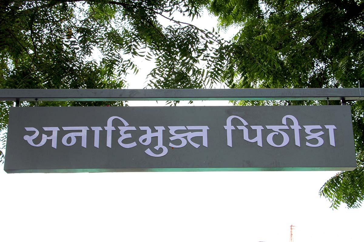 Anadimukta Pithika Udghatan Samaroh
