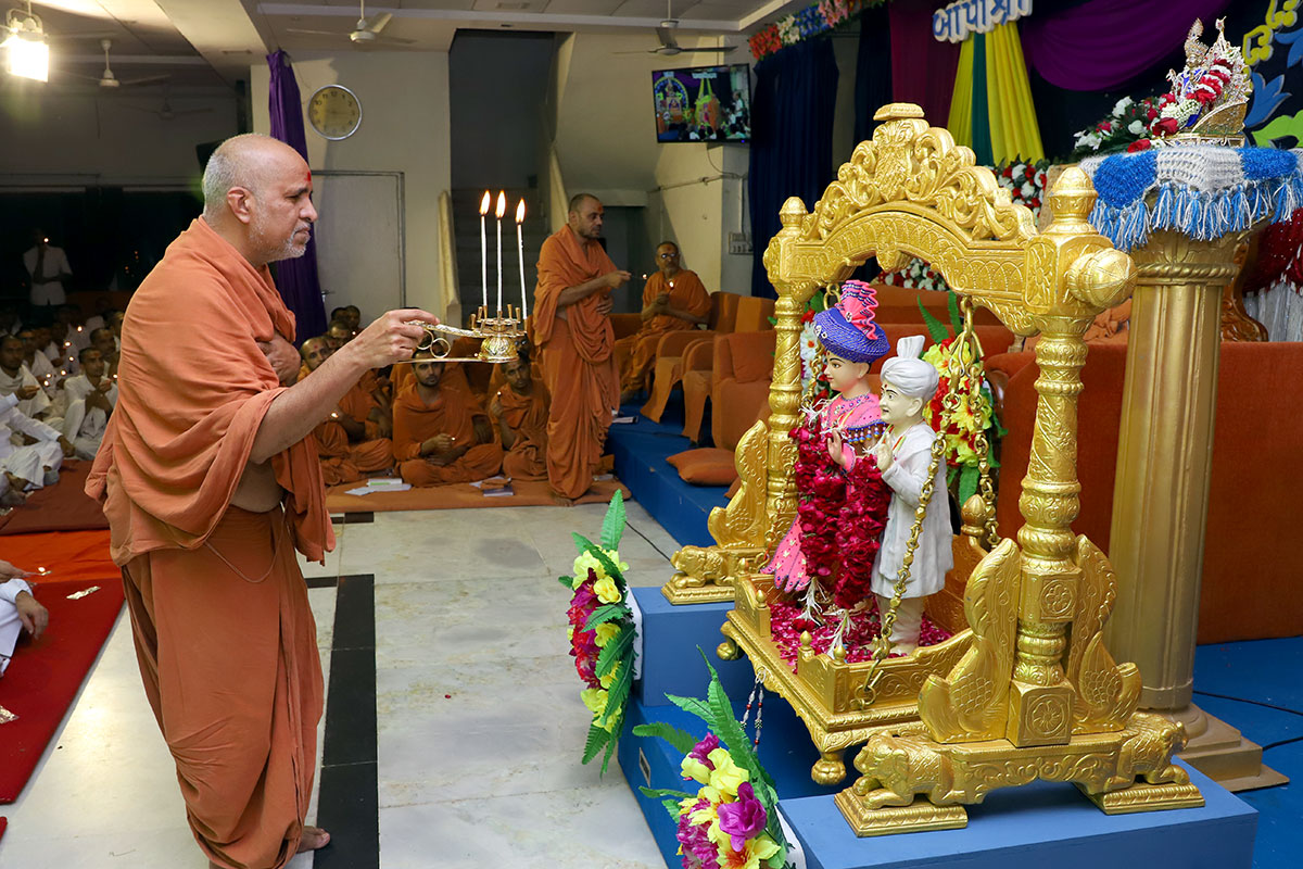 Abji Bapashri 175th Pragatya Utsav