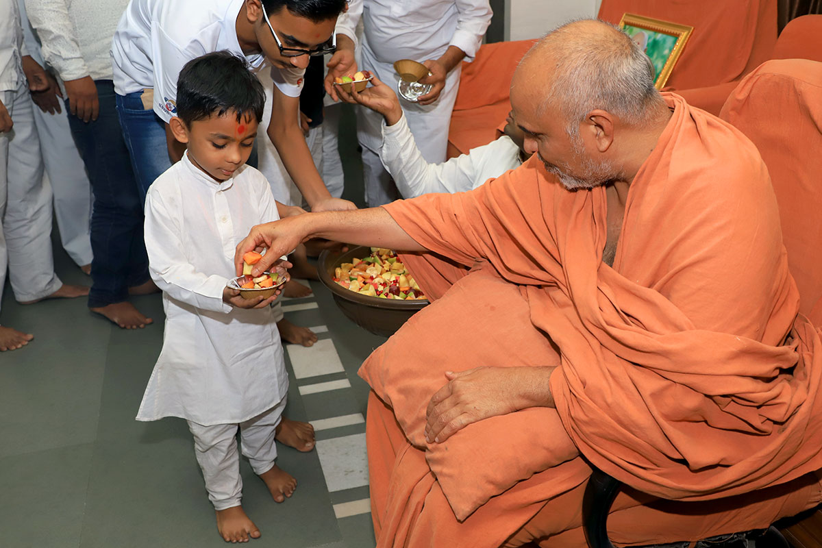 Padhramni at Ghanshyamnagar & Vastral