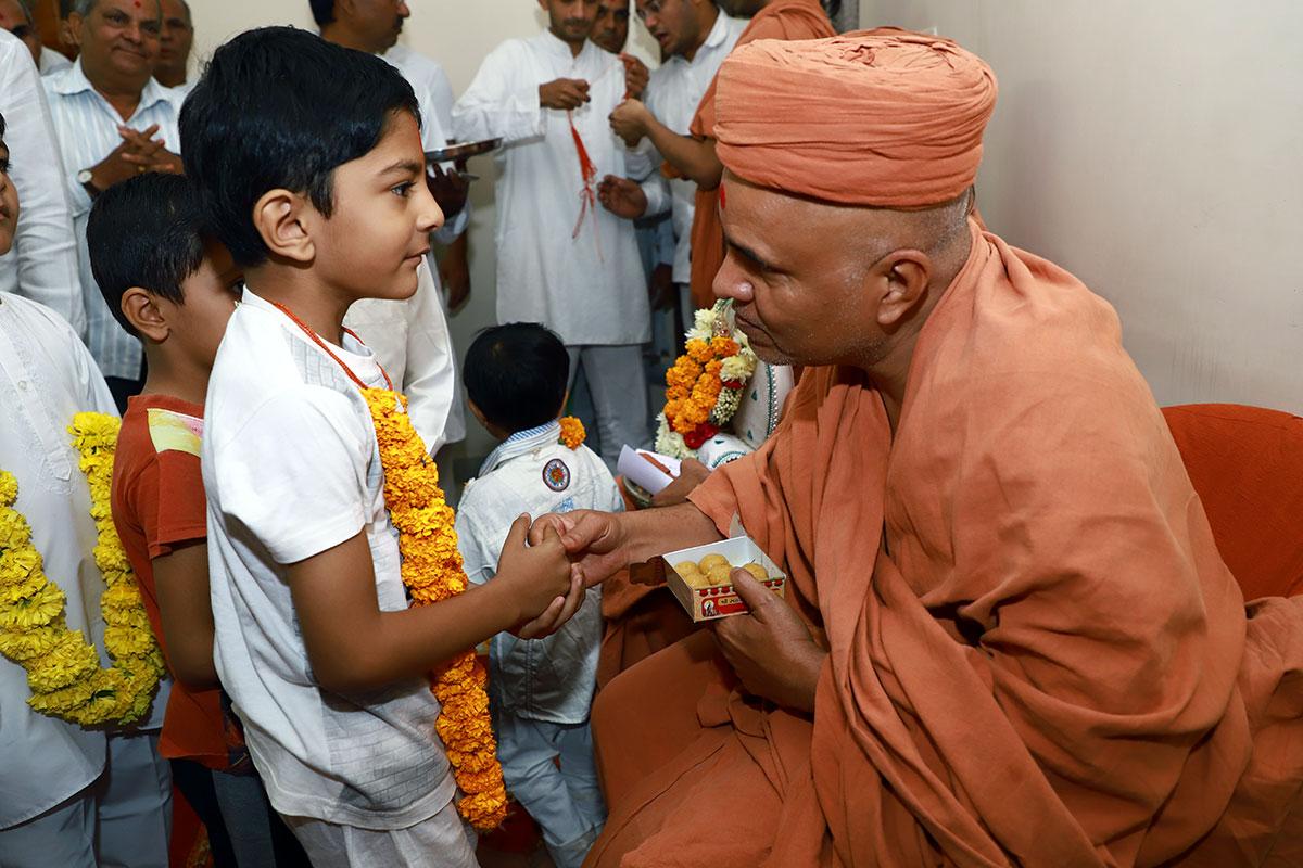 Padhramni at Sec-6, Gandhinagar