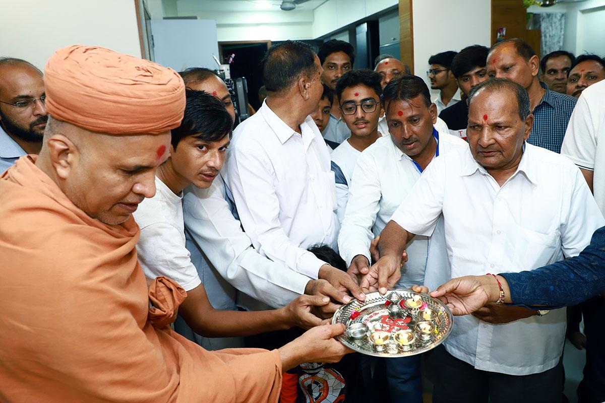Padhramni at Chandkheda