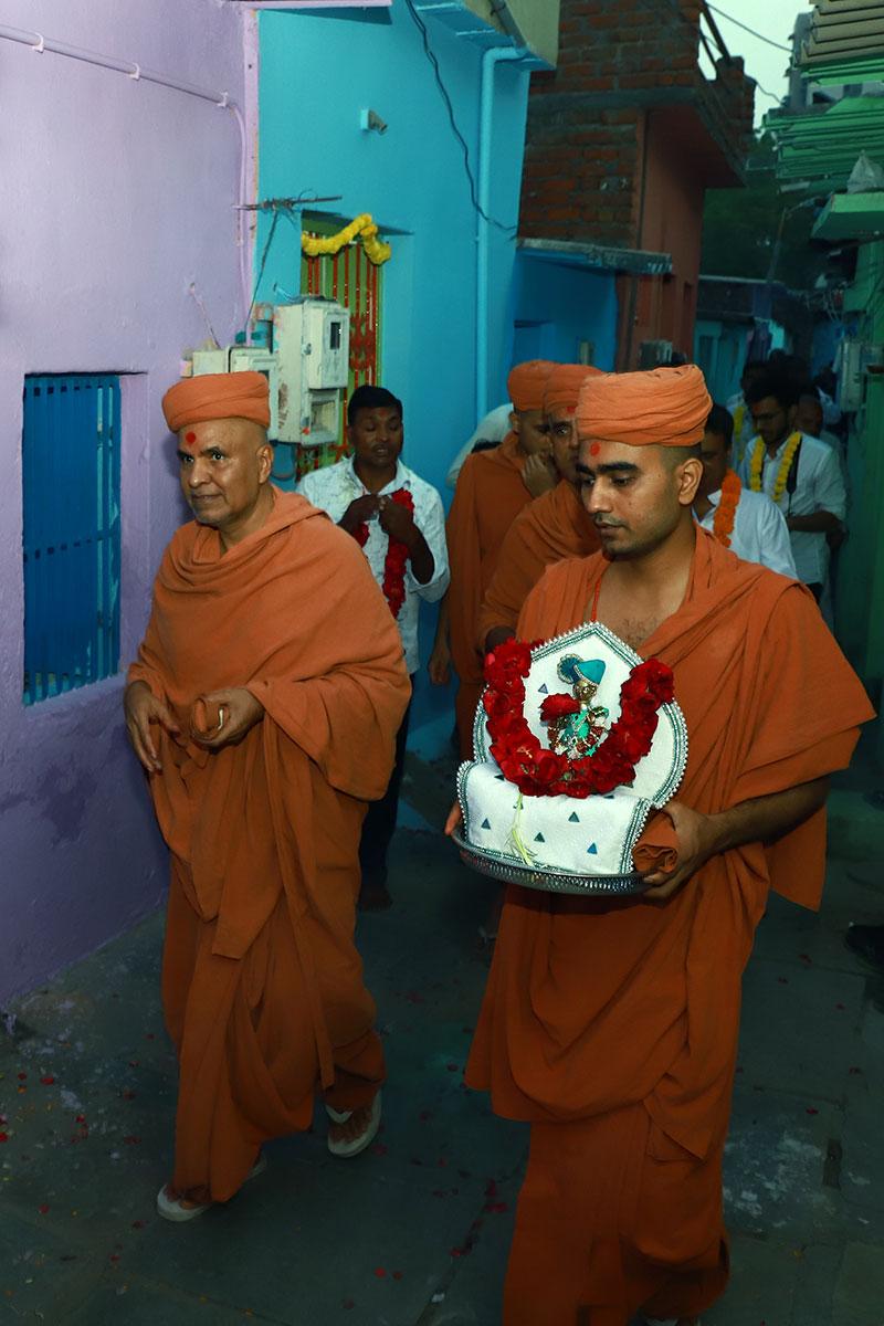 Padhramni at Shahibaug
