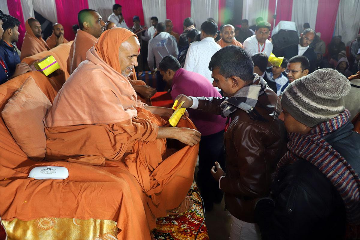 Dahod - HDH Swamishri Jaher Sabha & Zoli Parva