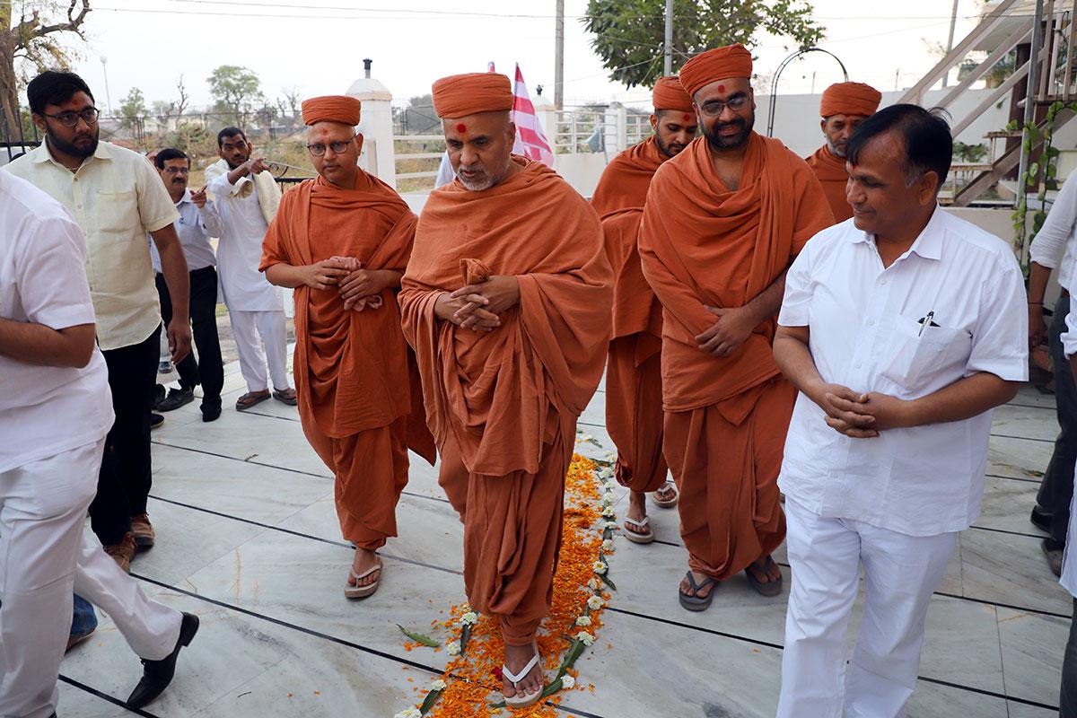Palanpur - Satsang Vicharan