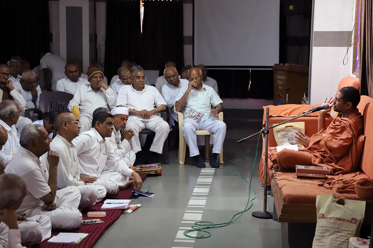 Ghanshyamnagar, Vastral, Naroda, Nikol | Zonal Shibir 2020