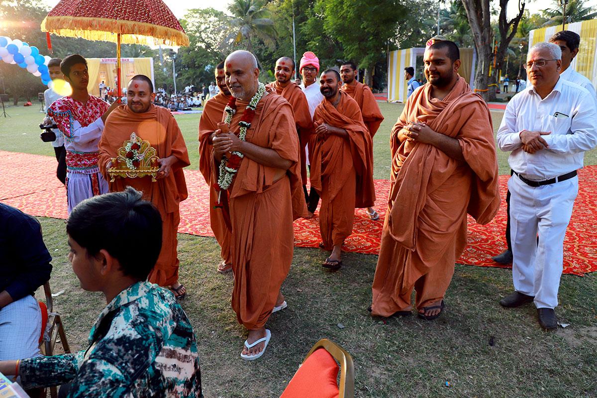 Gurukul Day 2020 | Swaminarayan Dham