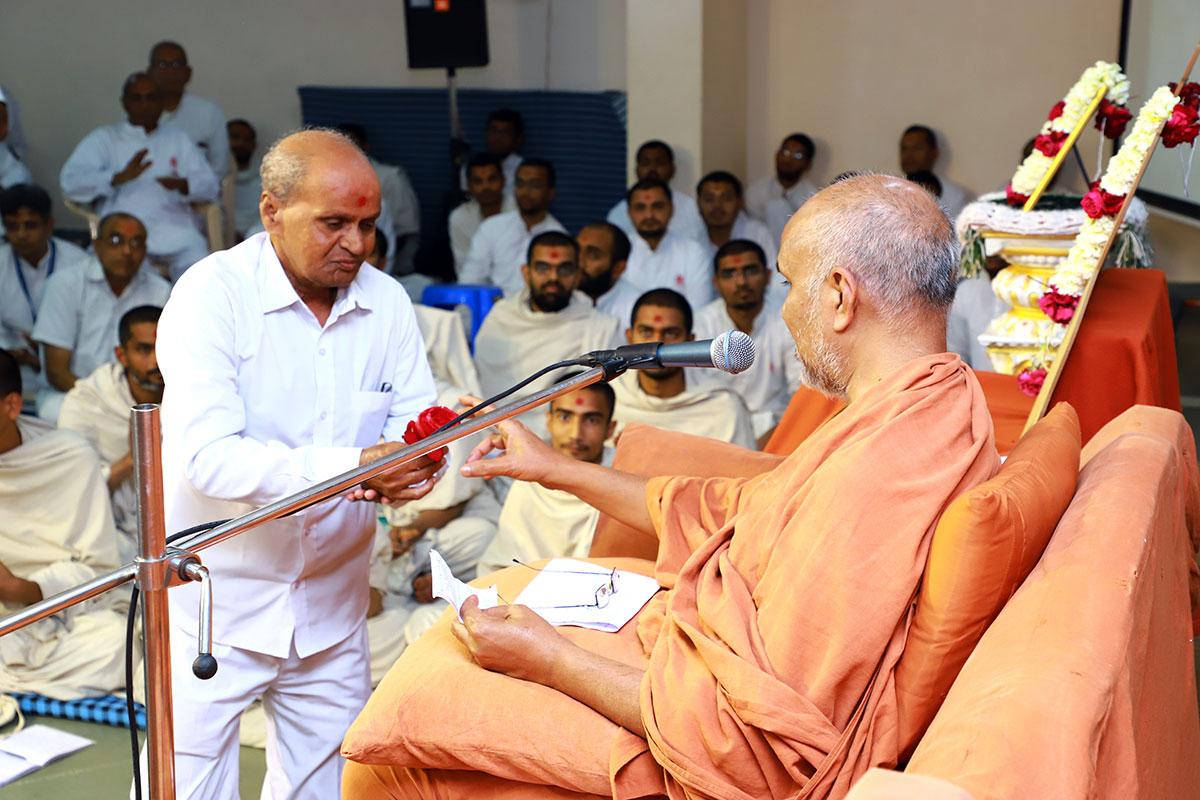 Ghardhani Mukta Shibir 2020