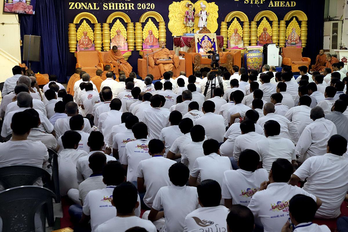 Vasna, Satellite, Isanpur | Zonal Shibir 2020