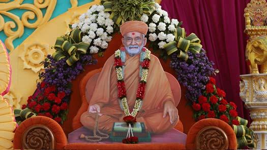 Gurudev HDH Bapji 88th Pragatyotsav Celebration