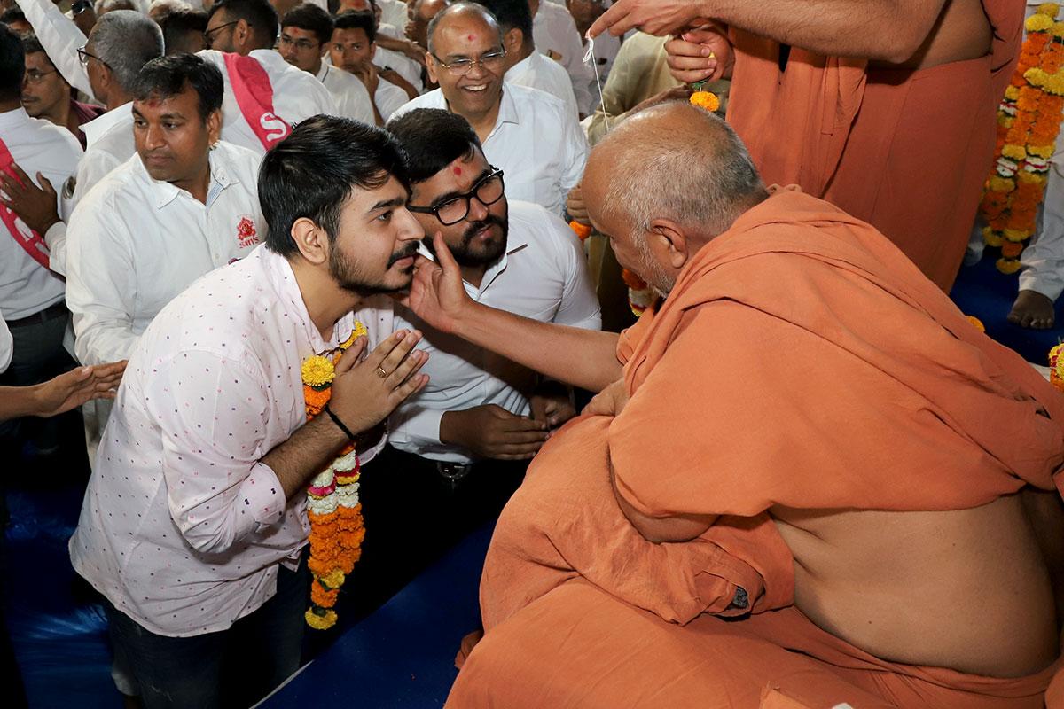Pragtyotsav and Ashirwad Sabha