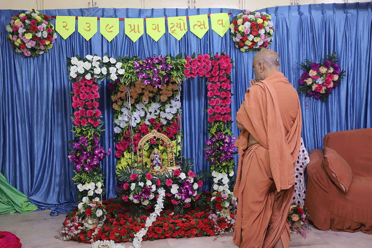 Swaminarayan Dham - Gandhinagar