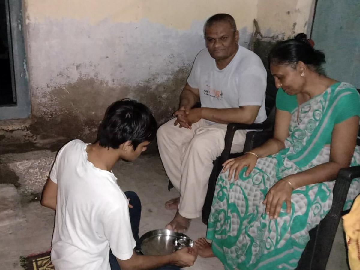 Matru Pitru Vandana Karyakram