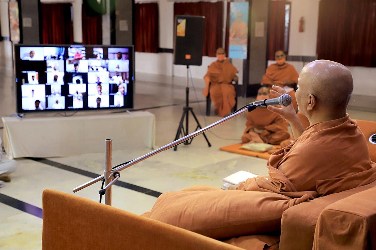 Nutan Varsh Ashirwad Sabha Vasna