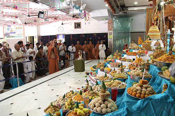 Diwali Annkut - India
