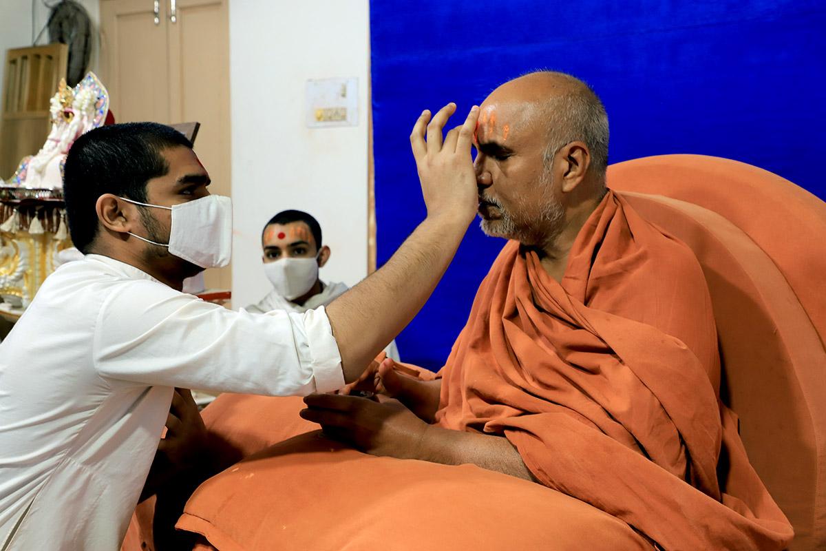 Guru Vandana Karyakram in STK