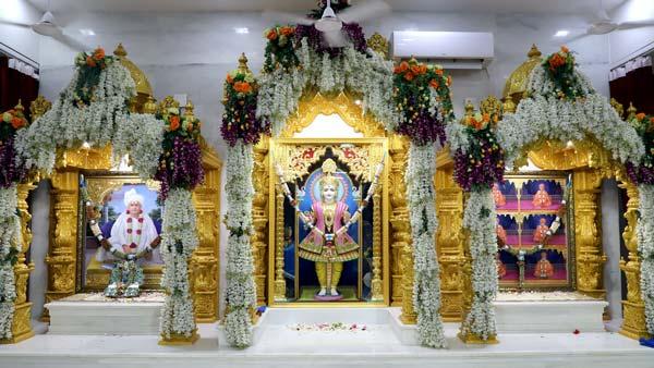 SMVS Swaminarayan Mandir Murti Pratishtha Utsav - Nikol