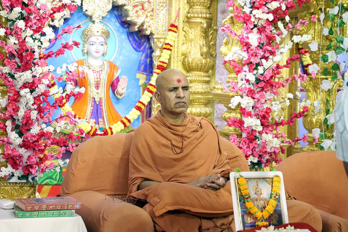 Parayan Purnahuti at Gandhinagar Sec-6