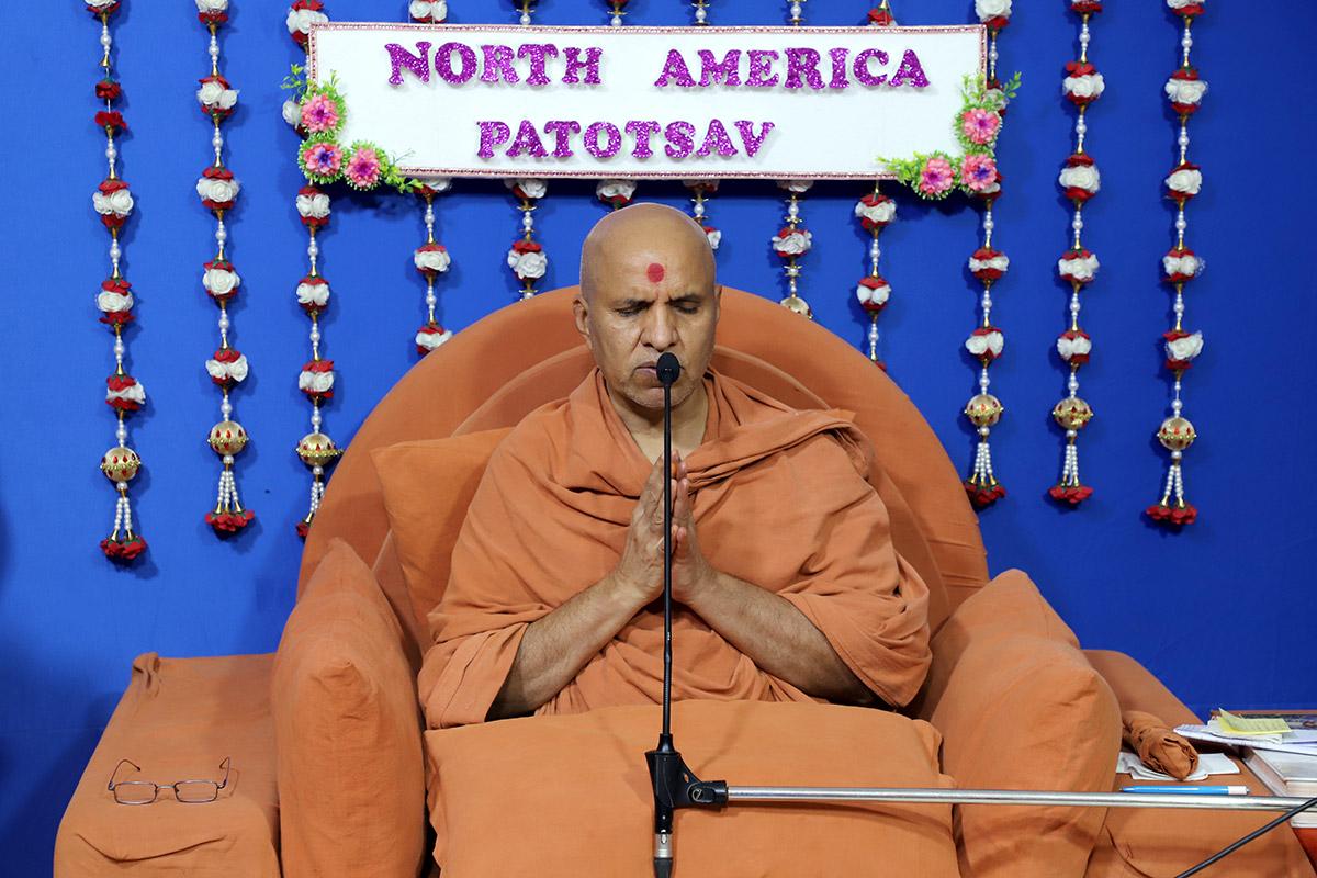 North America Virtual Patotsav
