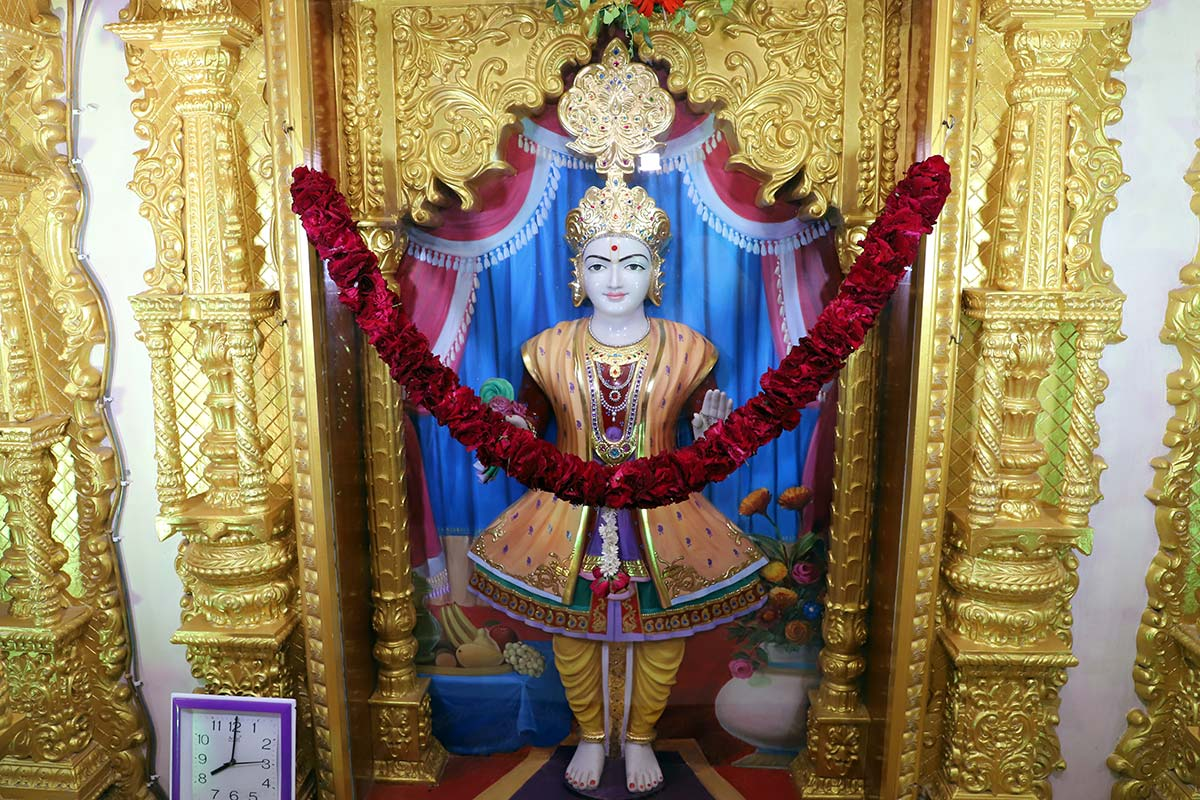 Parayan Purnahuti at Patan