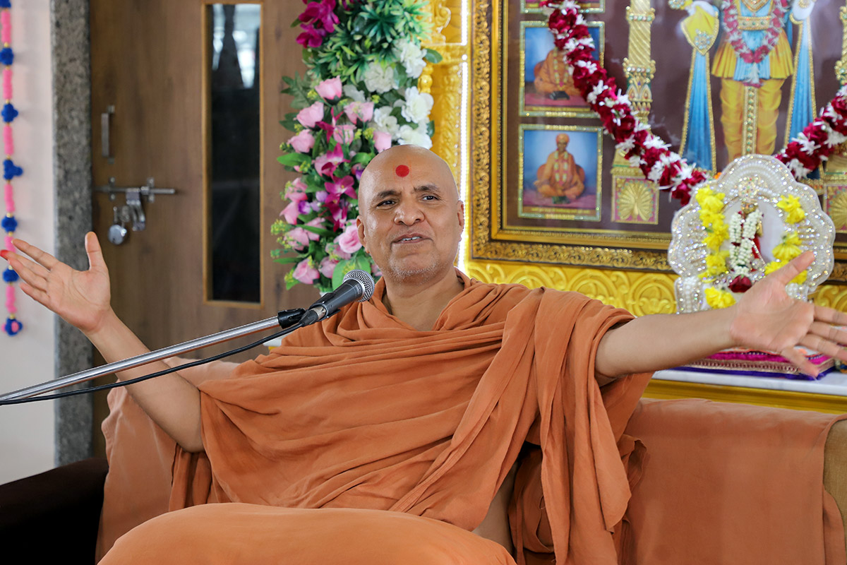 Satsang Kendra Udghatan at Visnagar